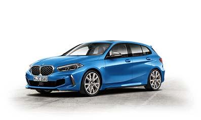 BMW Série 1 Lounge cinq portes