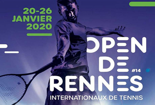 TRANSPORTEUR OFFICIEL DE L'OPEN DE RENNES 2020 !